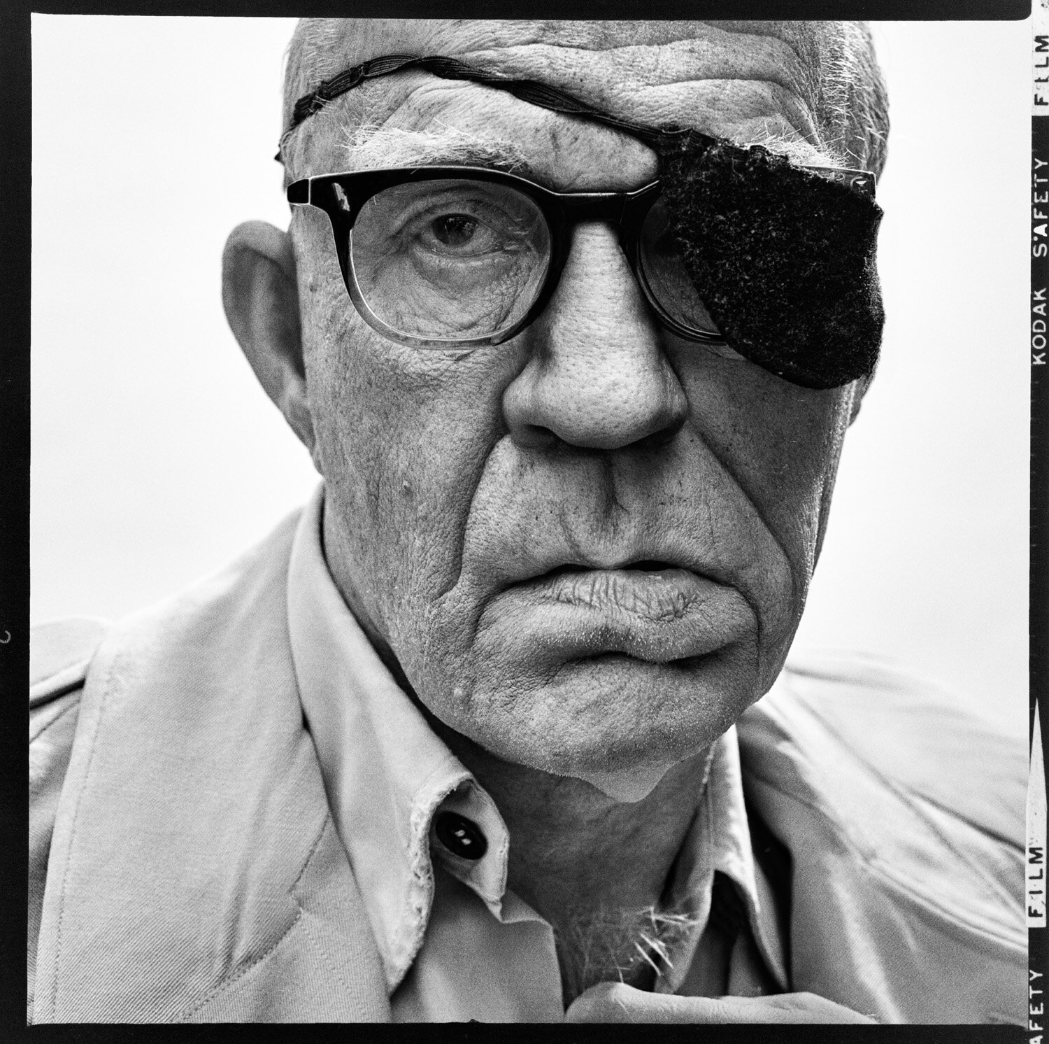 Richard Avedon _ John Ford, Director, Bel Air, California (April 11, 1972), 2017.jpg