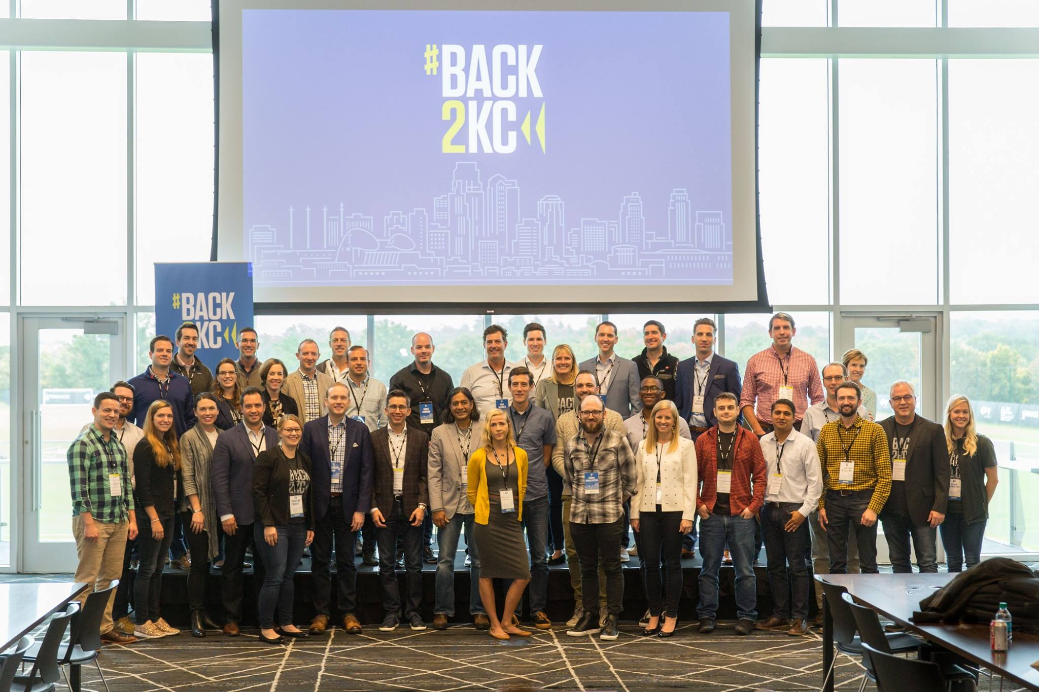 2018 Back2KC Participants