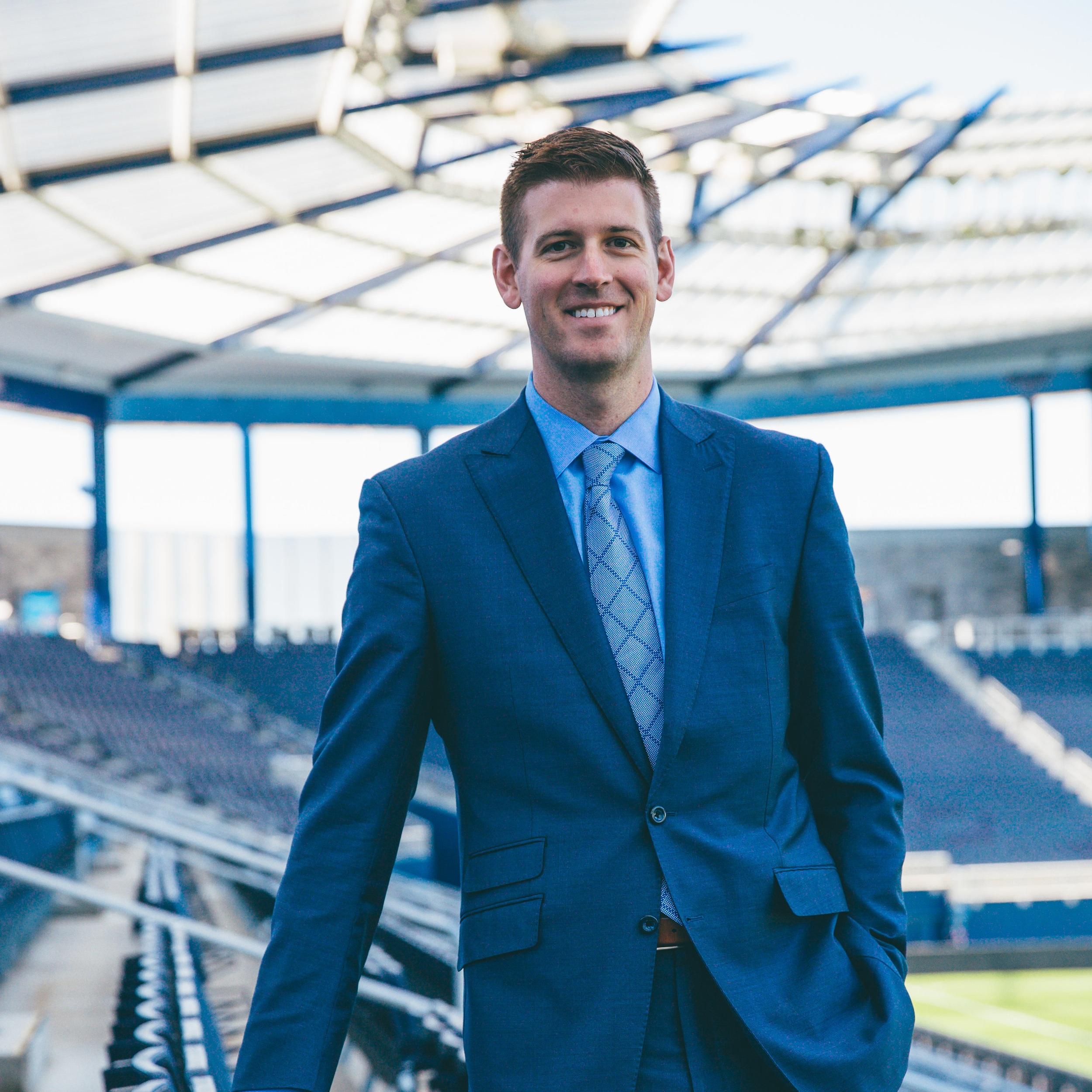 Jake Reid    President & CEO at  Sporting Kansas City