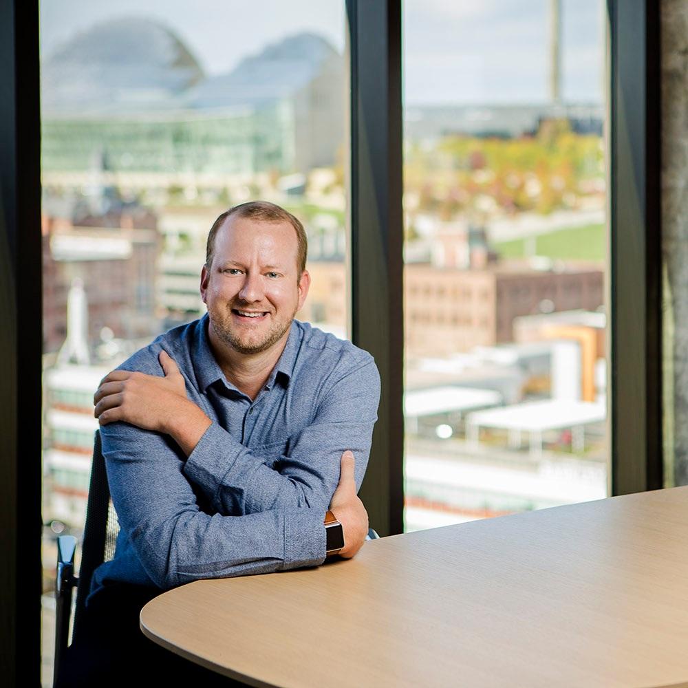 Ryan Weber    President & CEO at  KC Tech Council