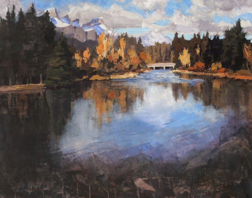 Policeman's Creek-Pond