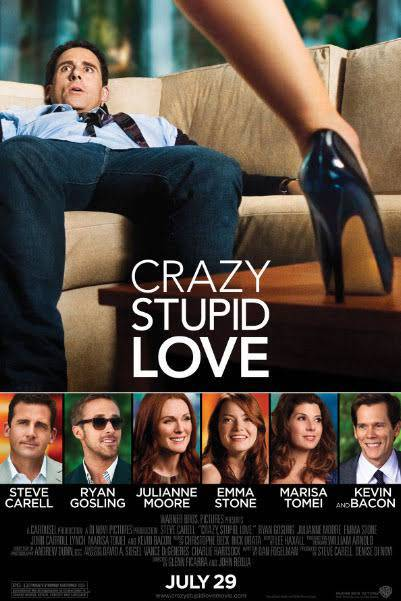 Crazy Stupid Love - 7 Films To Warm Your Heart