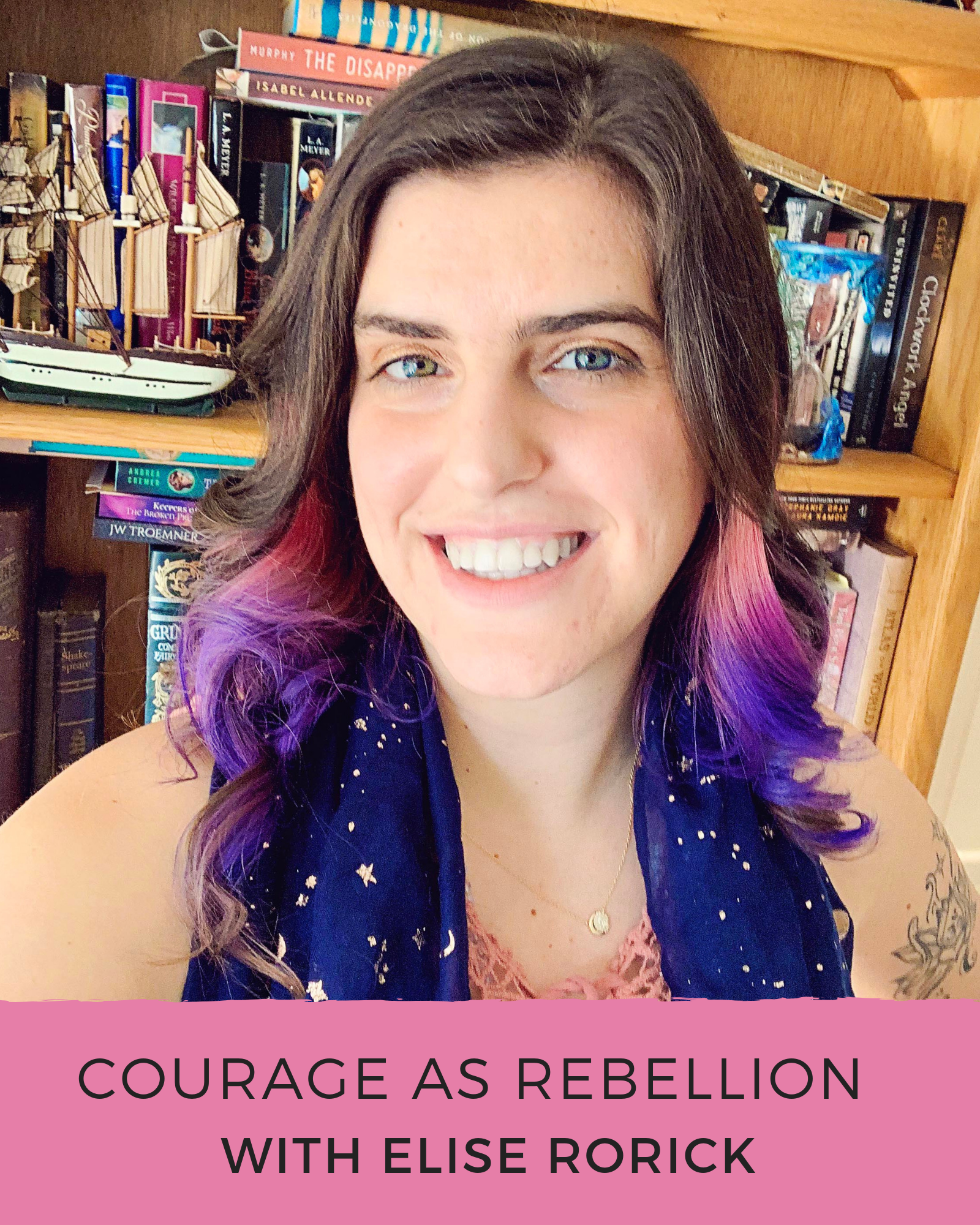 The Couragemakers Podcast - Elise Rorick.png
