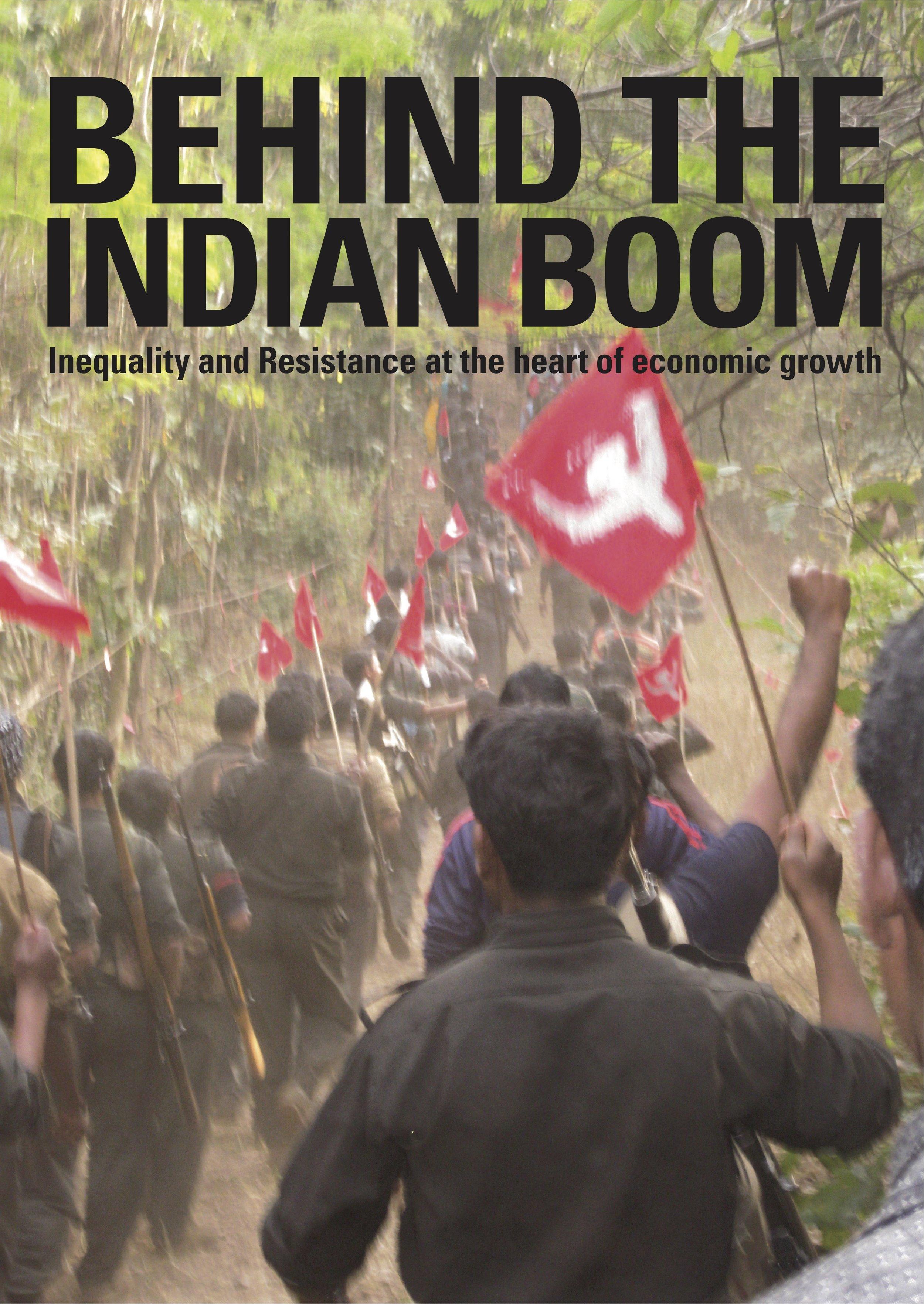 Banner of Indian Boom - Maoist.jpg