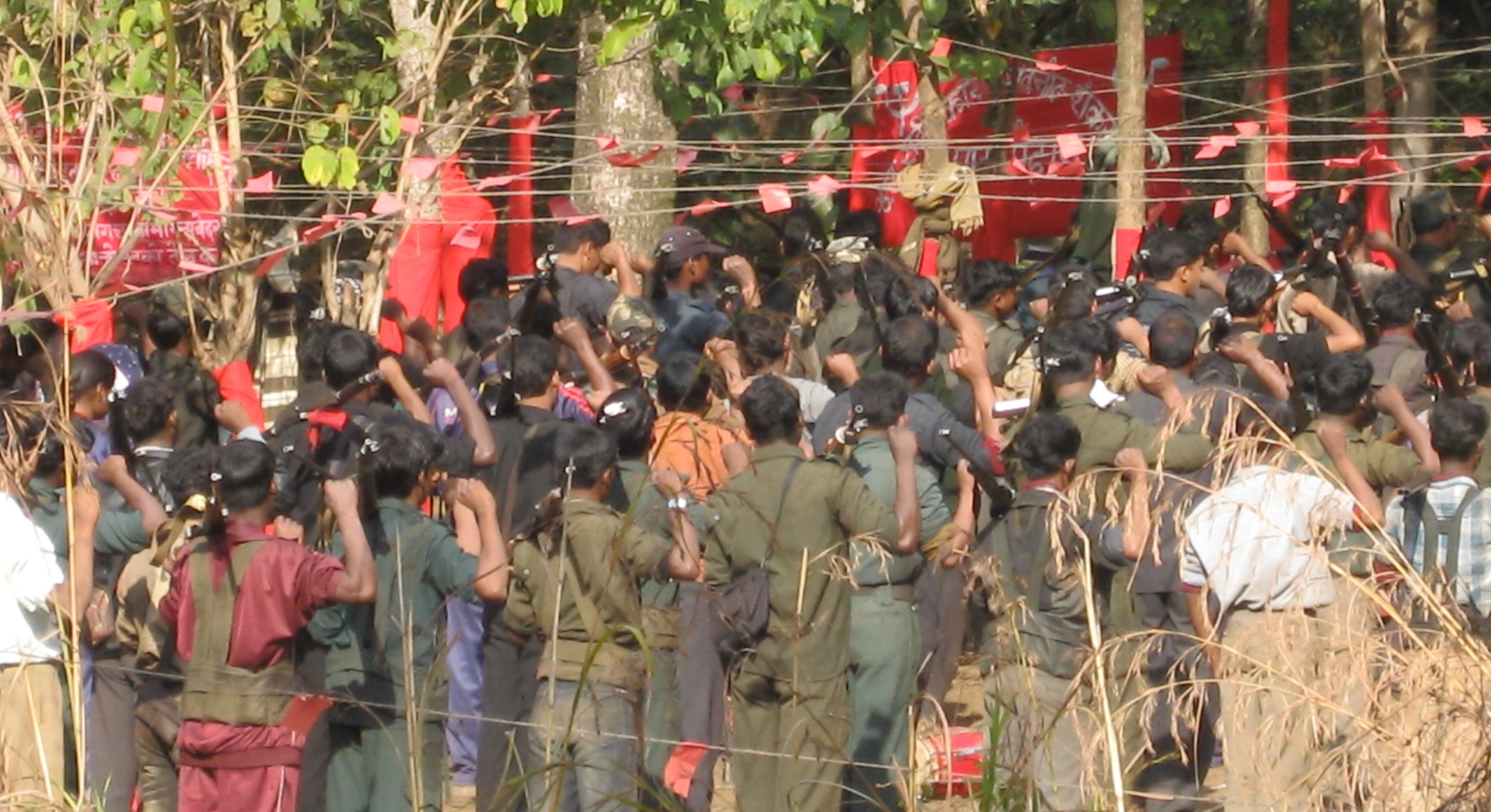 Z8 Maoist conference in a forest.jpg