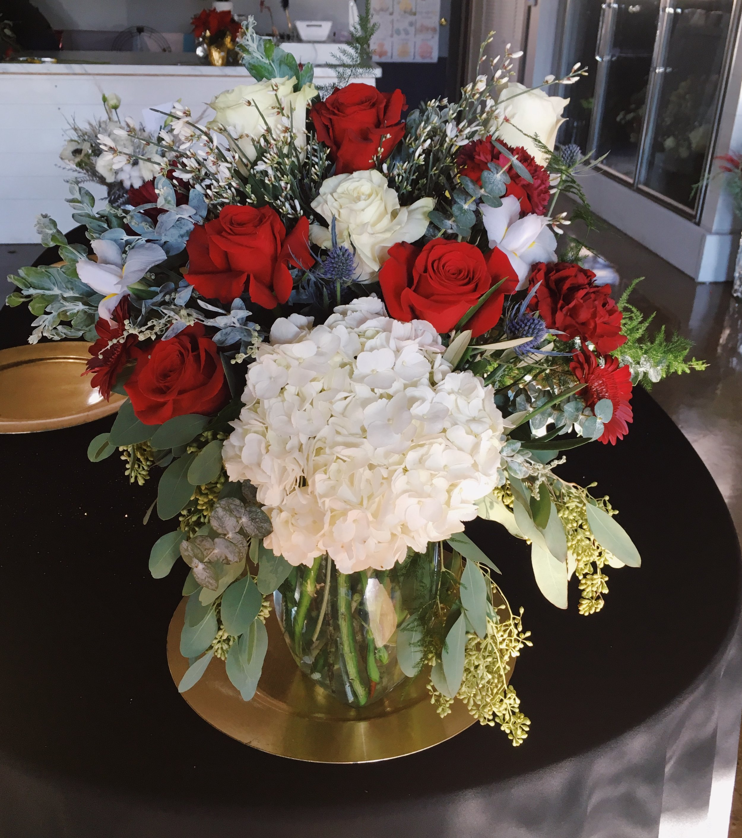 Florescence Vase Custom order