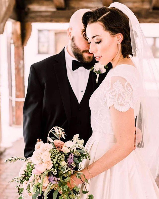 One of my very favorite weddings I had the honor to work on 💫 #michiganweddings