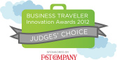 "GBTA ""Business Travel Innovation of the Year"""