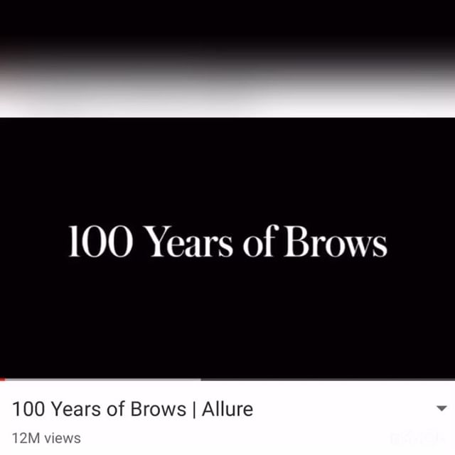 History of the brows. (Swipe to see full video)  It's February the month of love, so why not love your brows this month. Each week is something different with discounts, how-to's and much more, Check out our website for more details.