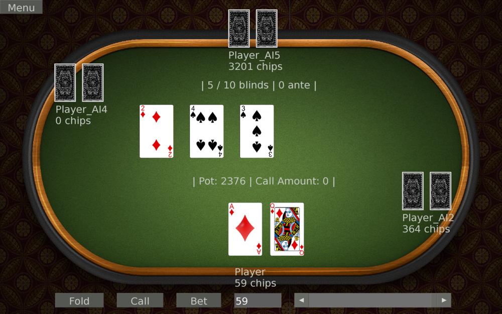 Variadic Poker