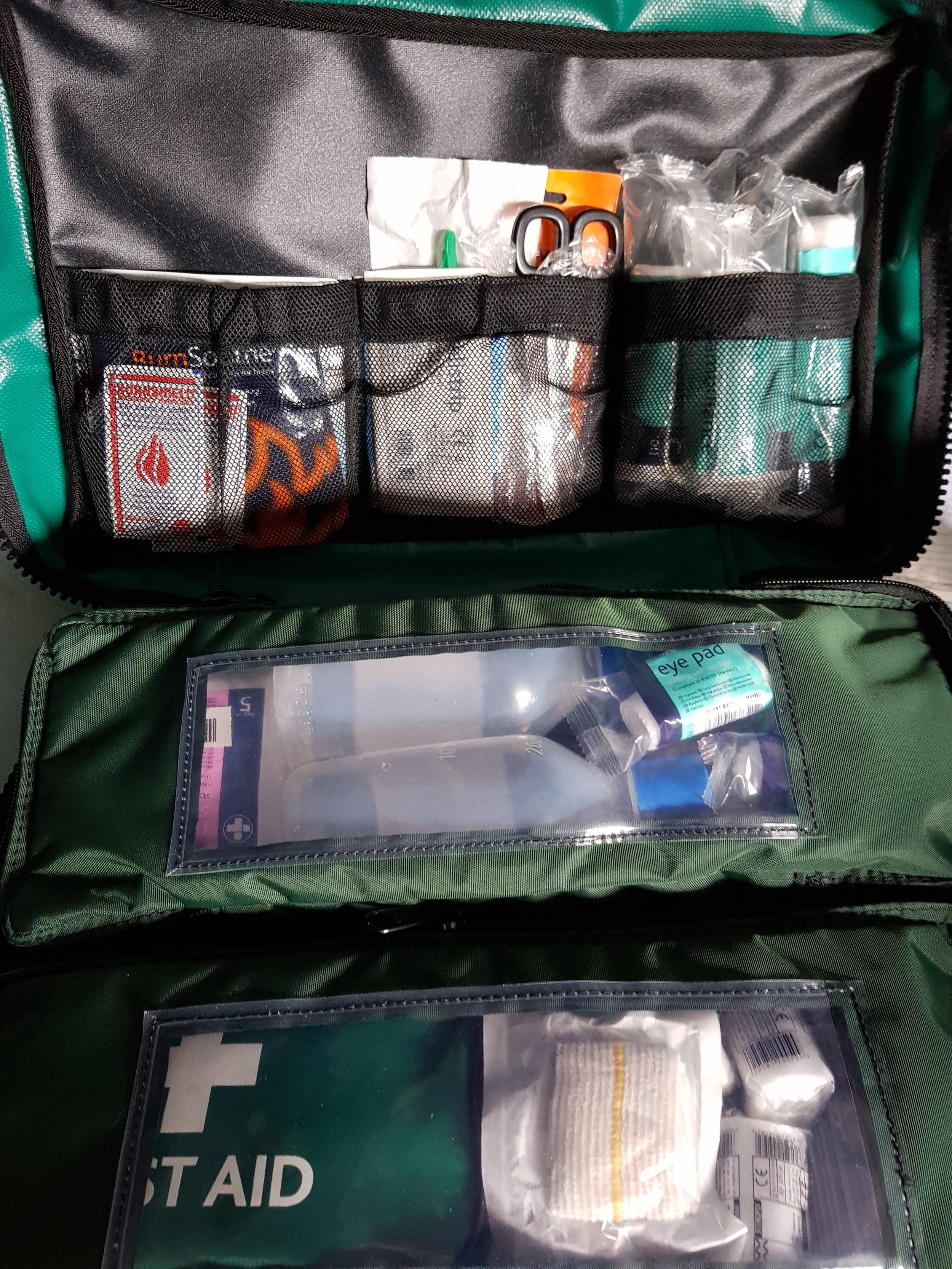 Minor injury / First aid kit - MIFA01