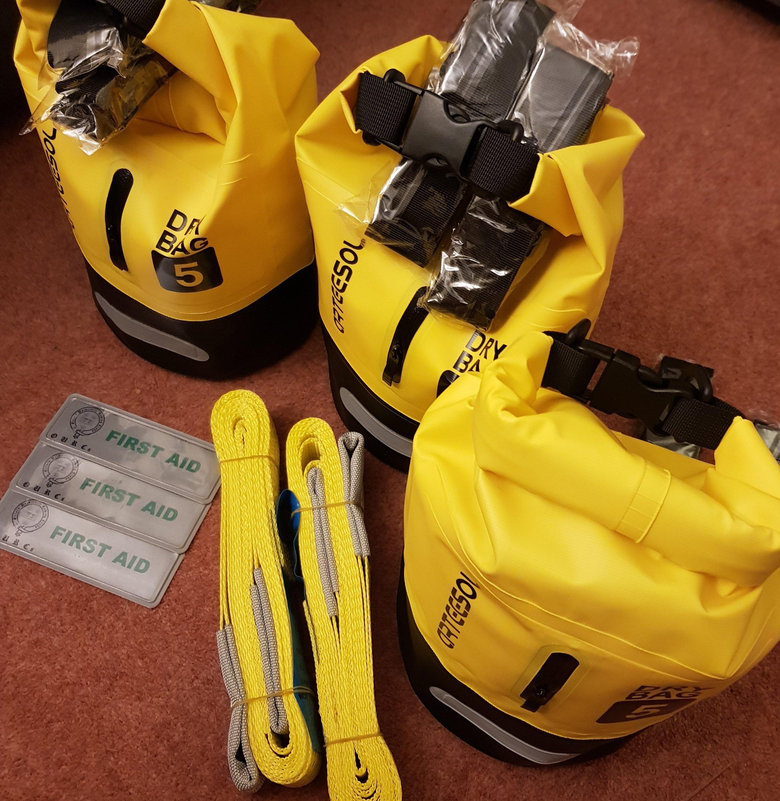 Custom Waterproof kits - CT1/OURCS