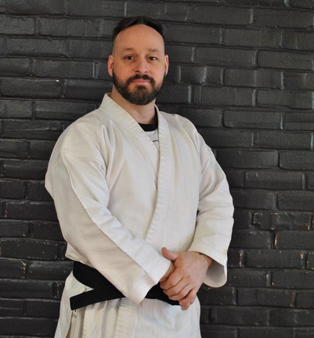 Sensei Steve | Tsuyosa Martial Arts