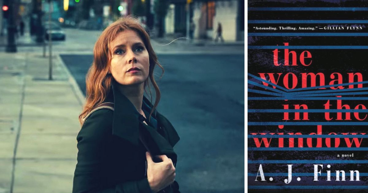 Amy Adams, star of  The Woman in the Window