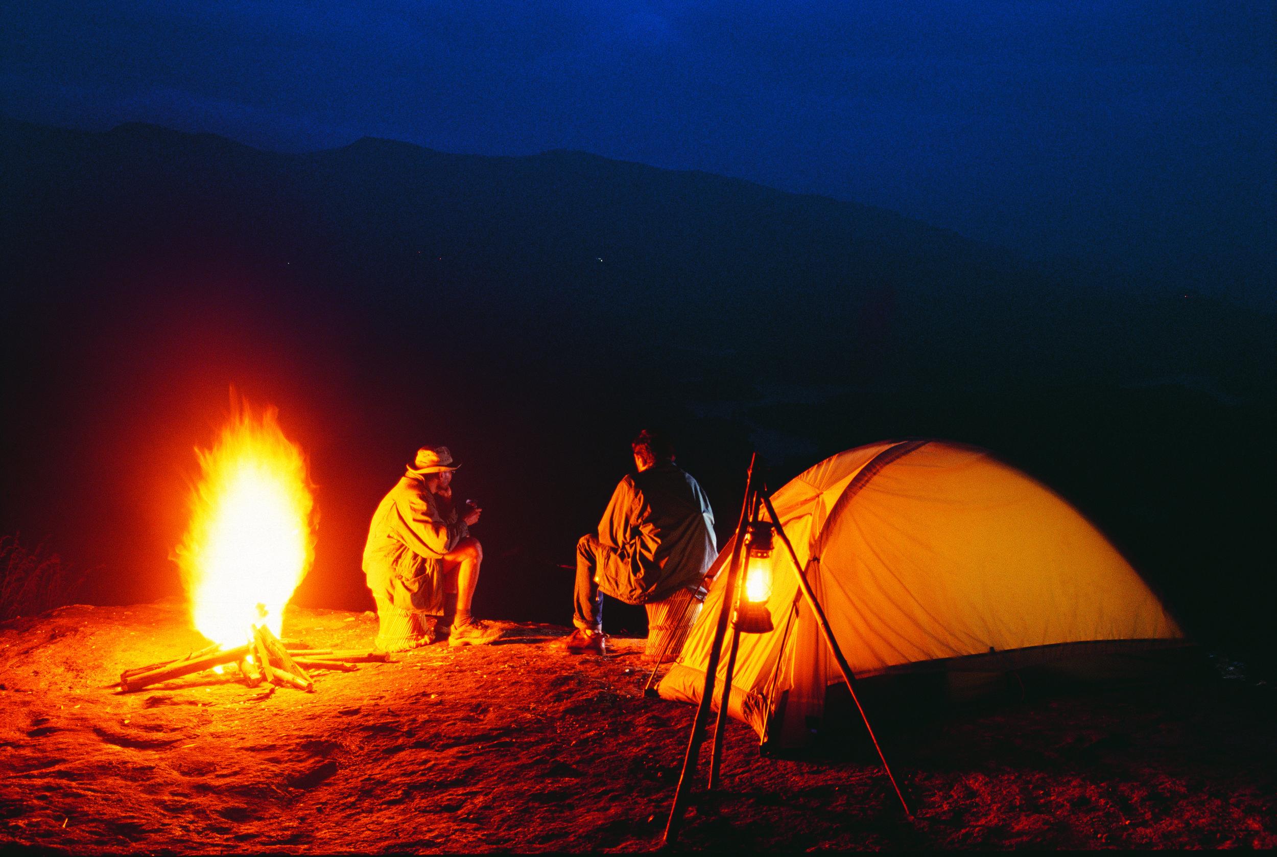 Trekking Camp, Munnar