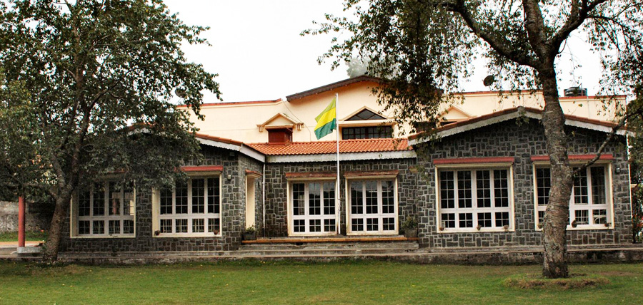 The Kodaikanal Golf Club