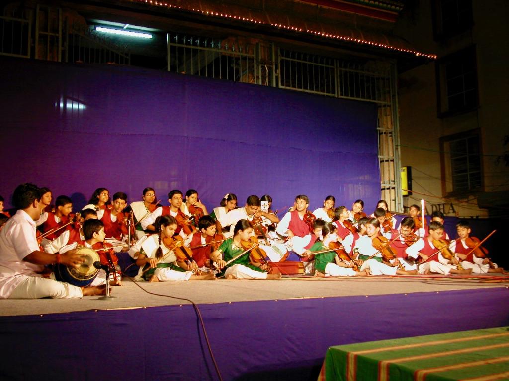 Music Festival, Chennai