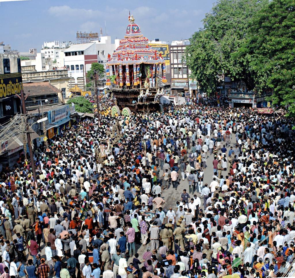 Car Festival, Madurai