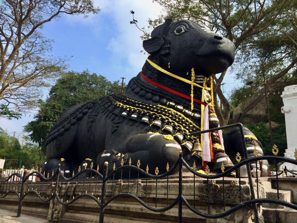 Nandi Hill, Mysore