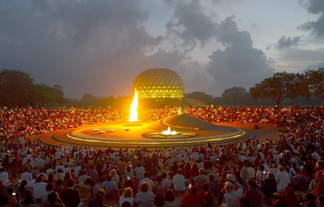 Auroville Celebrations
