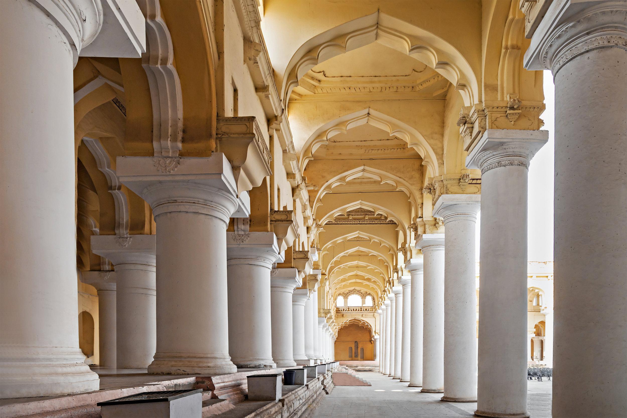 Thirumalainayak Palace, Madurai