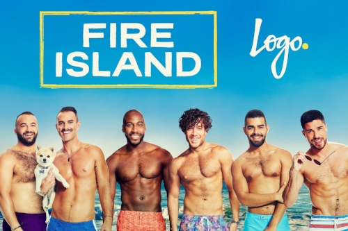 FIRE ISLAND (LOGO)