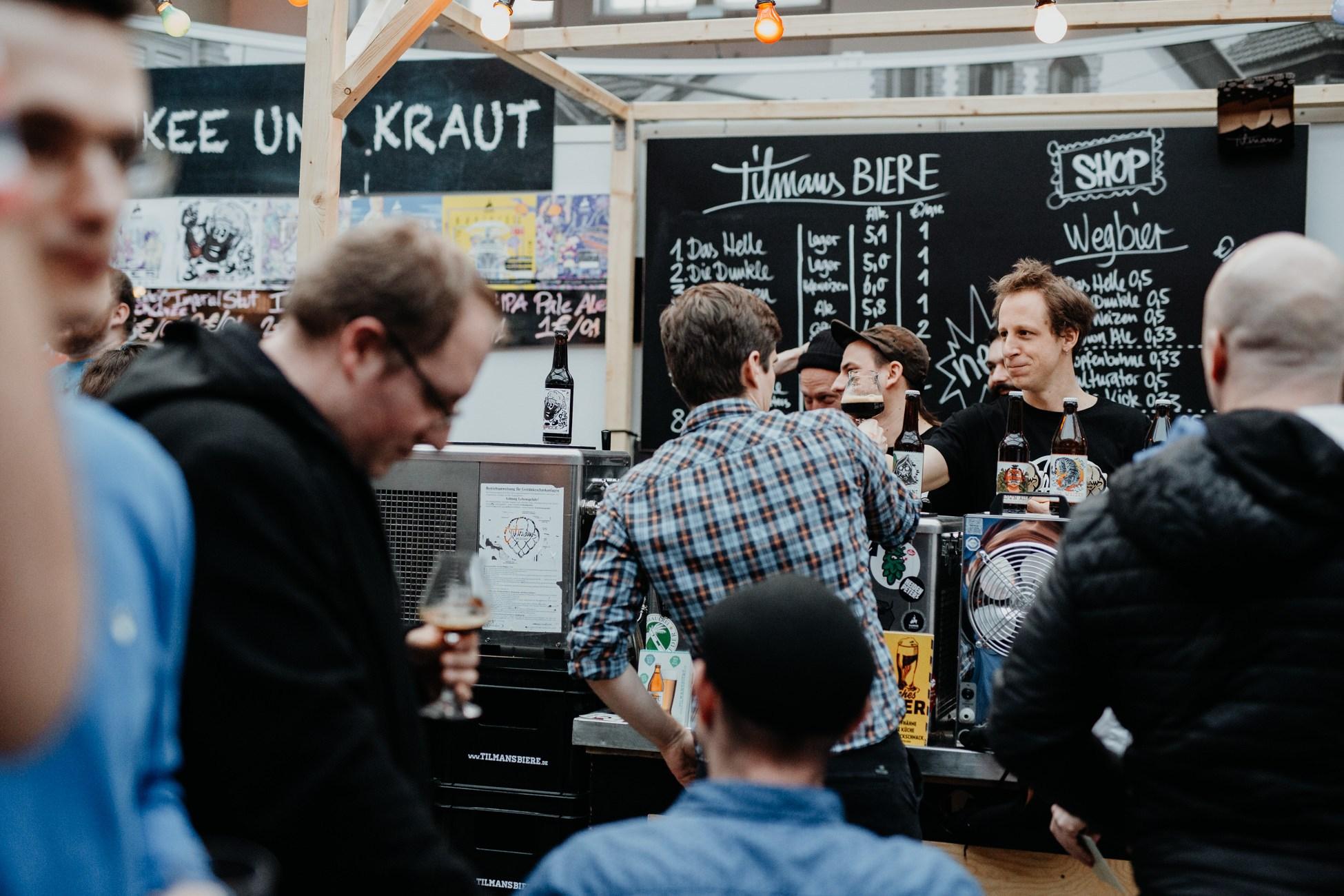 Braukunst live München - über menschen und biere die in keine schublade passen