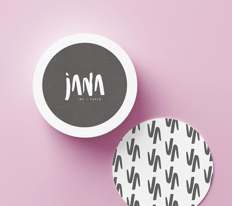 Jana Ink + Paper