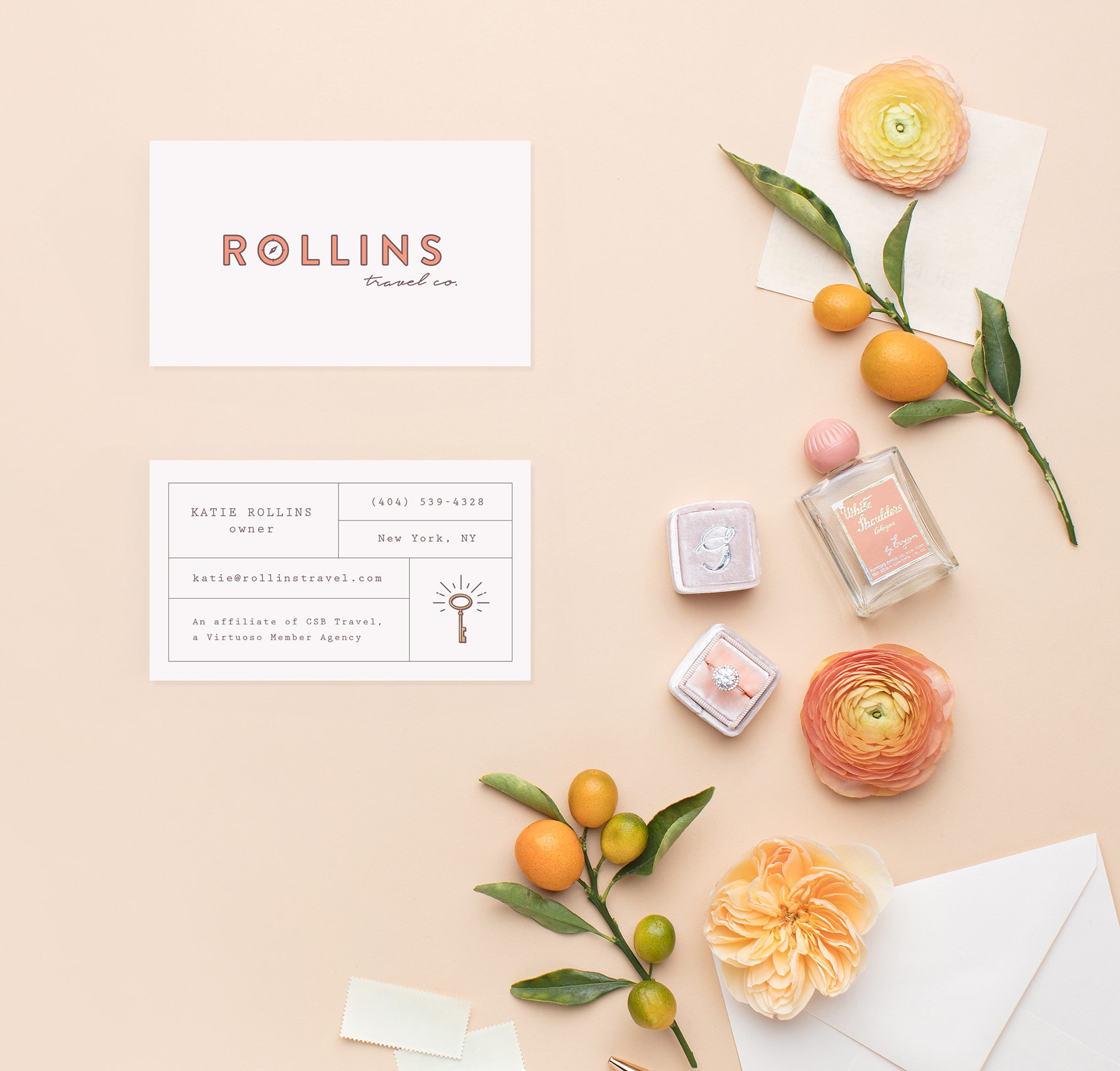 RollinsTravelCo_BusinessCards_MockupPeachStyled_Cropped4.jpg