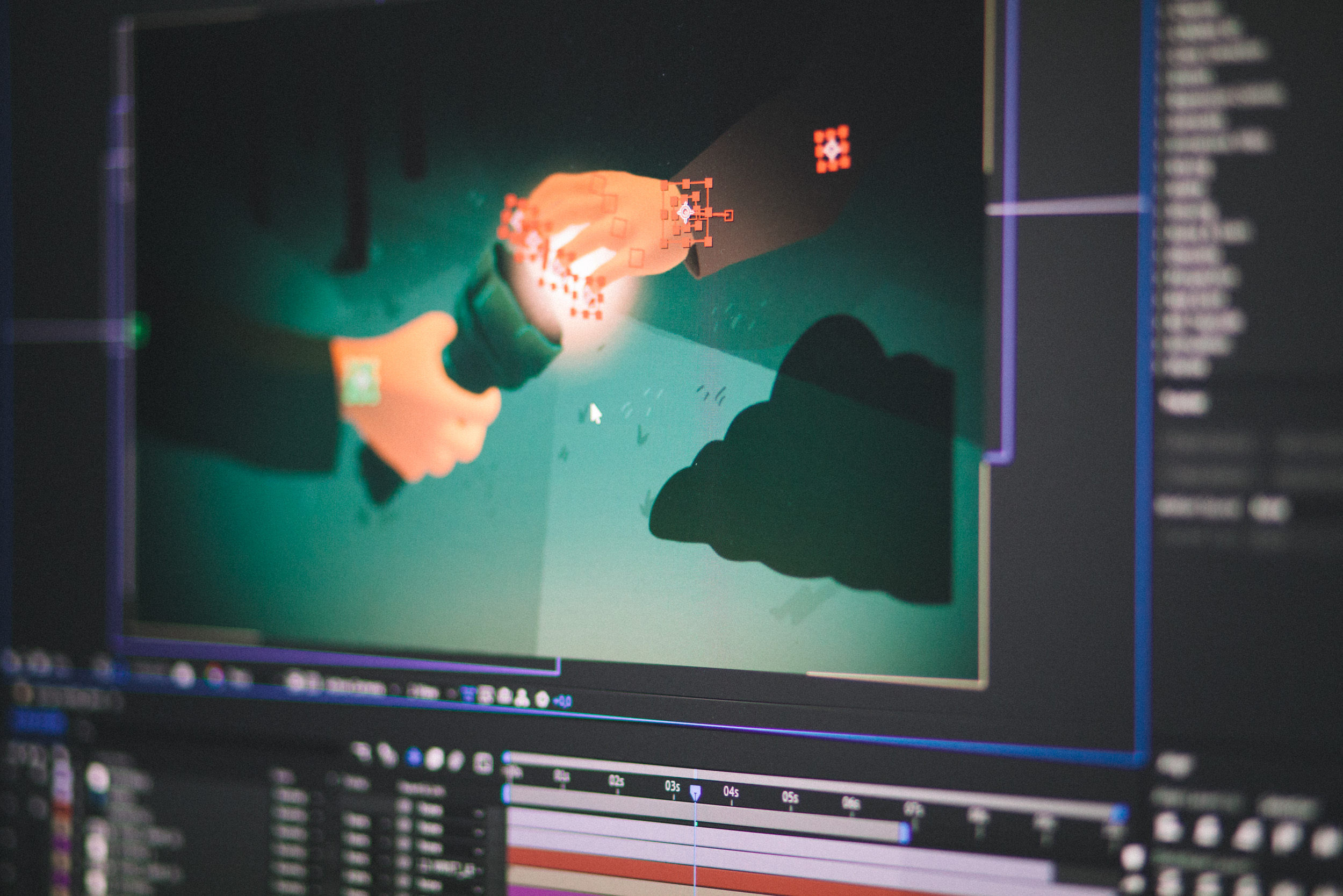 Motion Design & Animation - Shapes, colors, characters, typography and design, if it can move we can animate it!