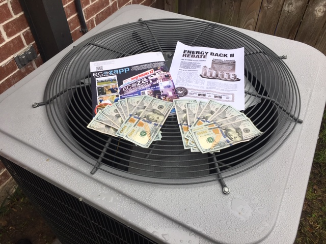 Enter info Below & Our Team can help homeowners find Rebates for Replacing Old A/C Systems