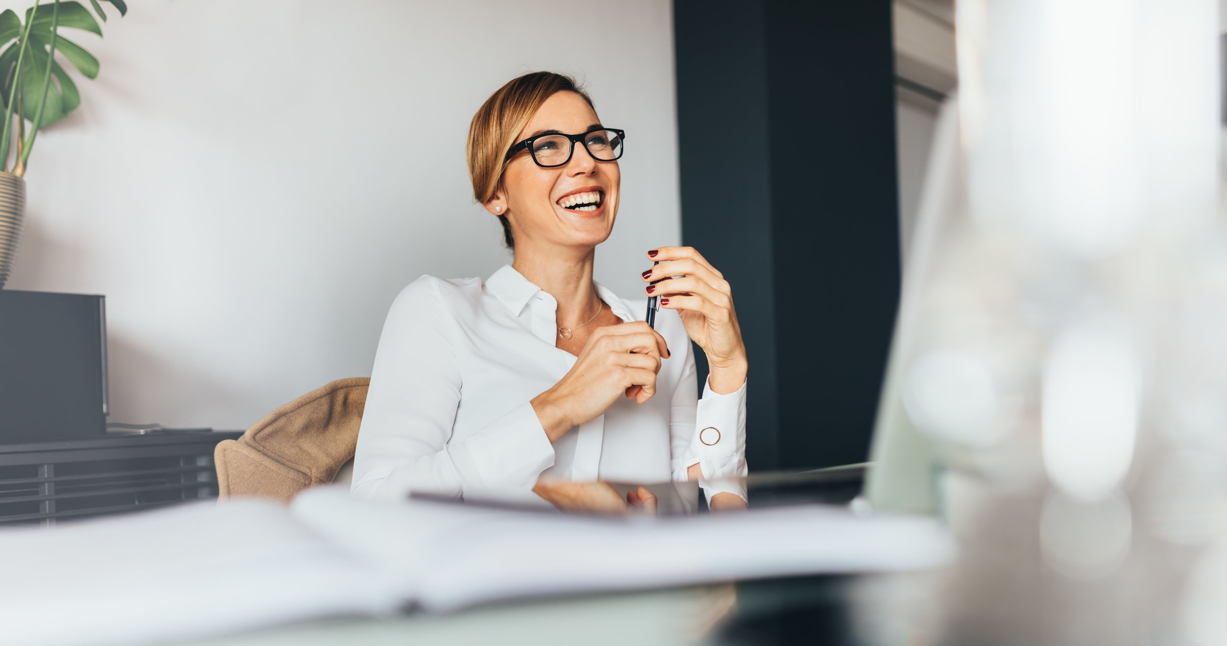 Woman+executive