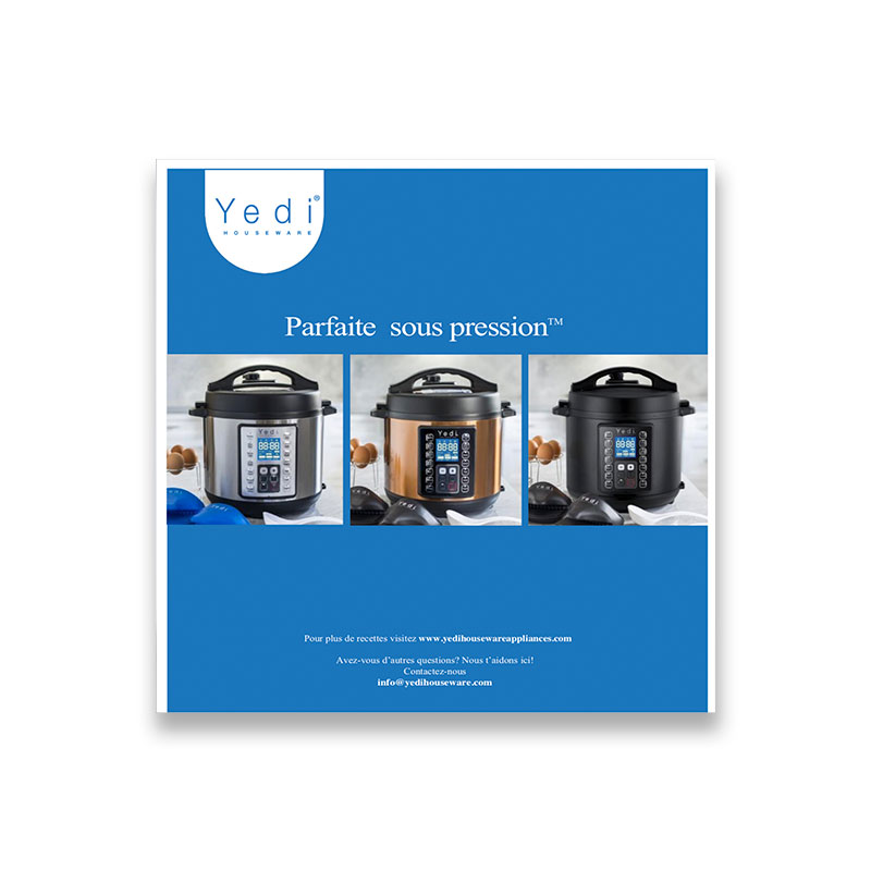 French Pressure Cooker Manual
