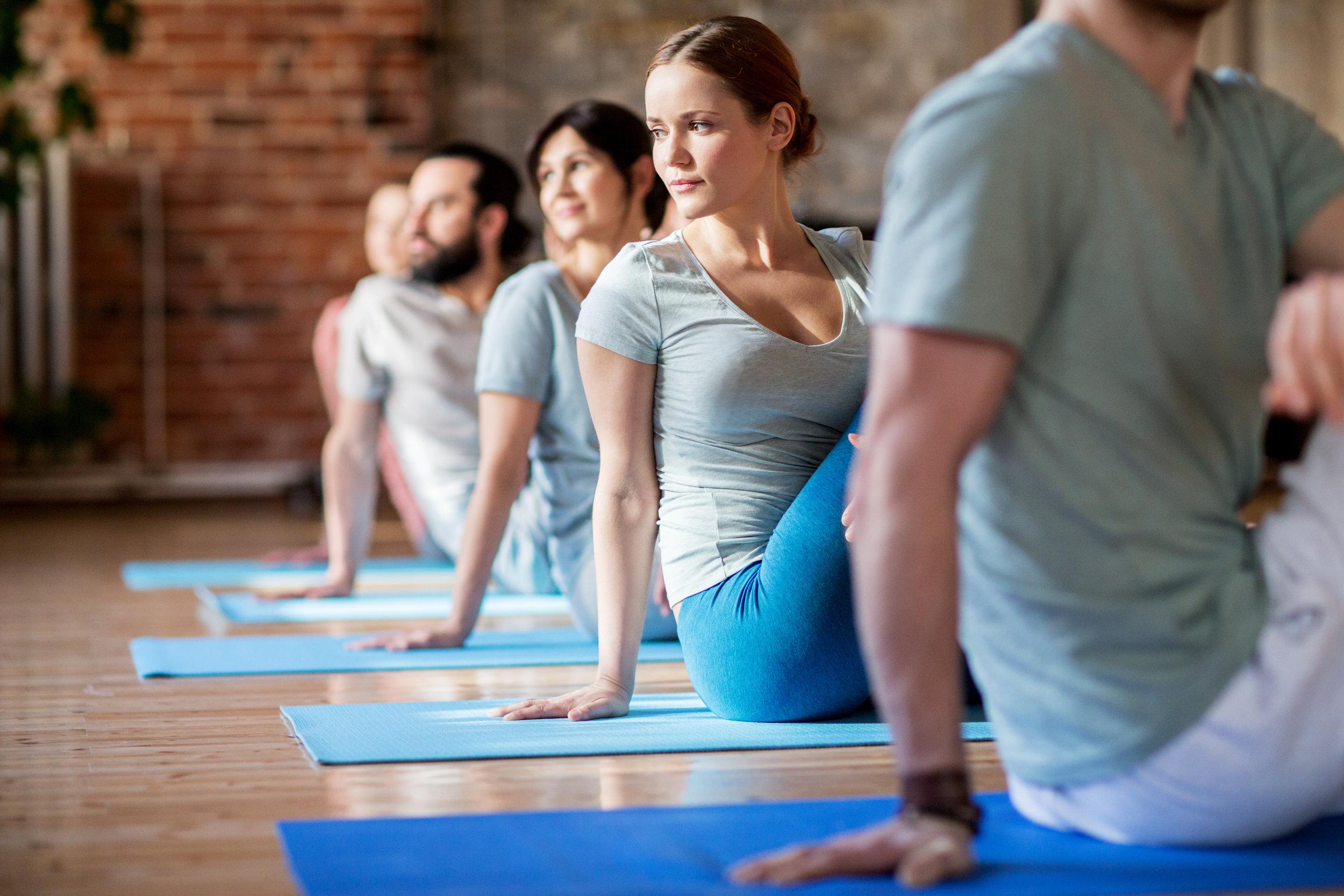 Private Yoga Classes with Shae Sterrett