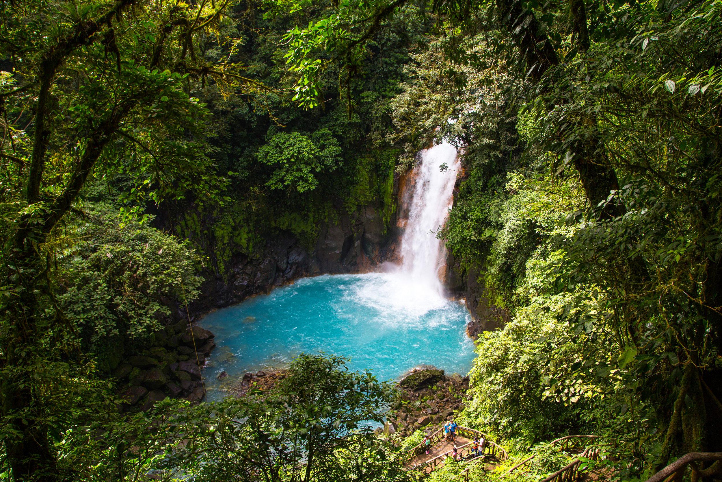 Nature Retreats with Shae Sterrett Waterfall