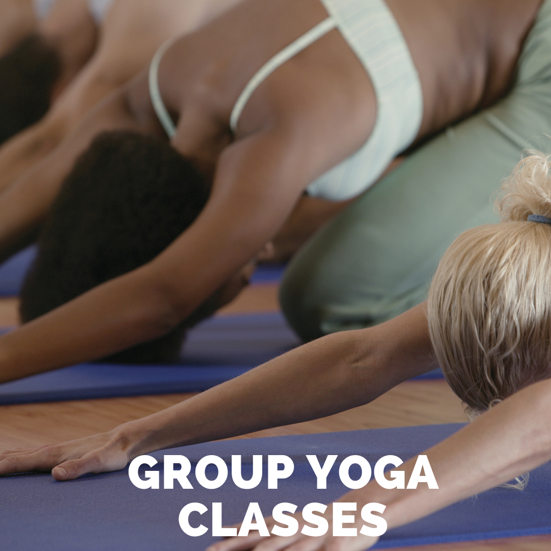 Group Yoga Class With Shae Sterrett