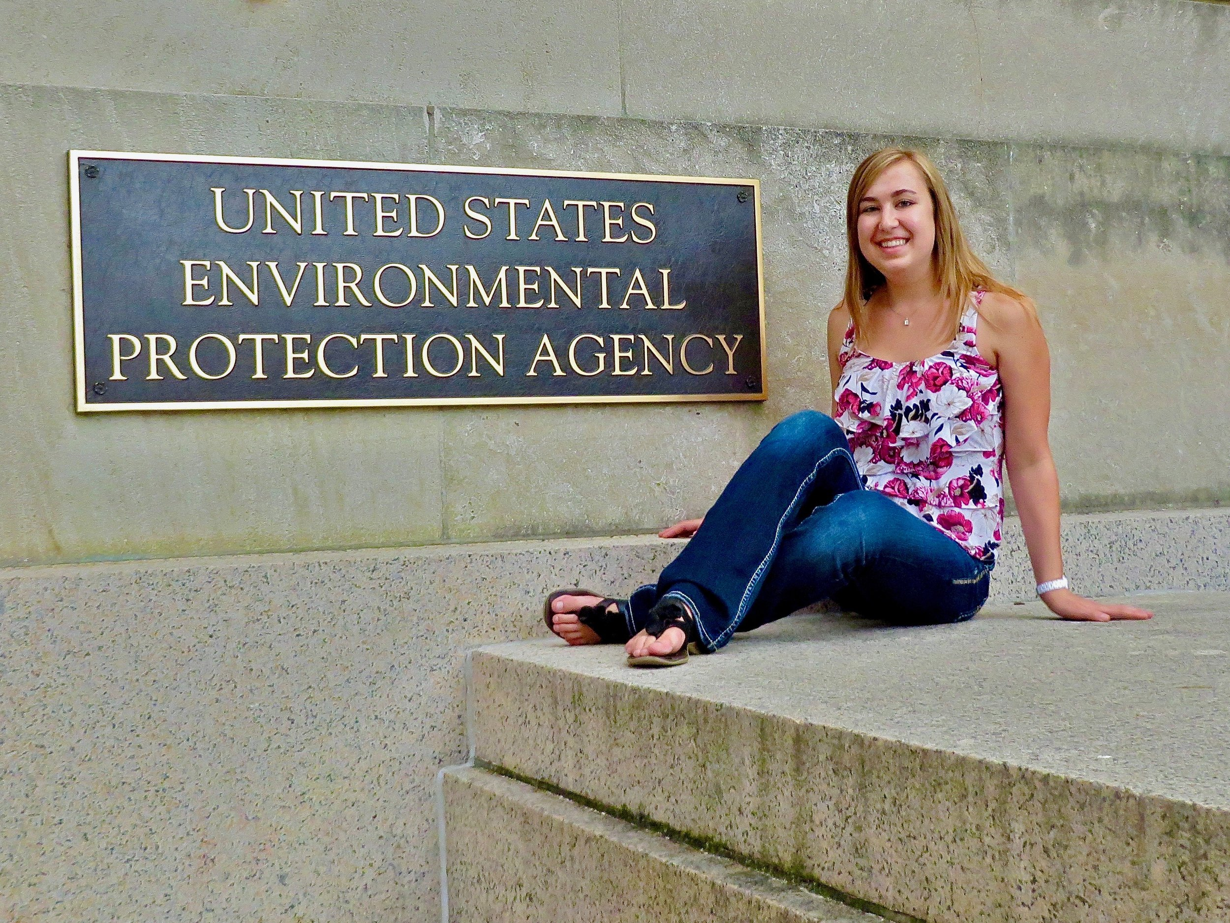 Allison Turner at EPA HQ, Washington DC.jpg