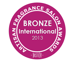 "Award winning… - Gnosis Perfumes' Taronja solid perfume was awarded a bronze for the ""Most Unique"" category in 2013 at the Artisan Fragrance Salon."