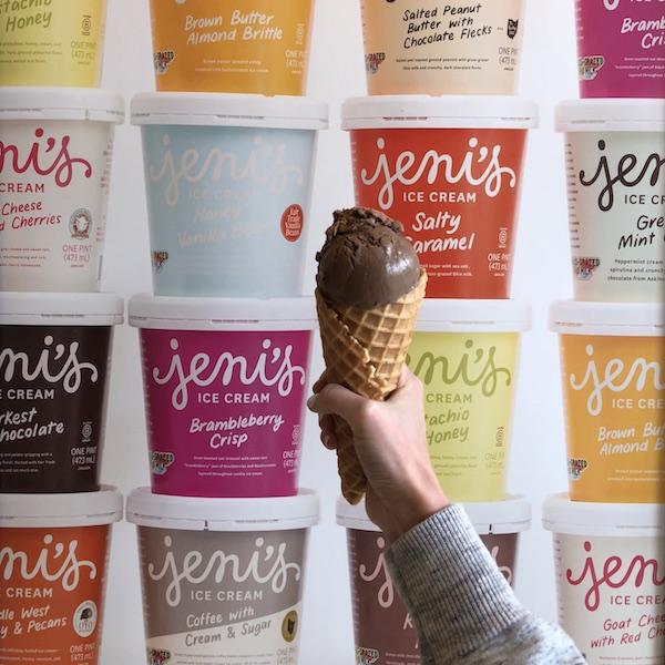 Jeni's Splendid Ice Cream | KristinHouts.com