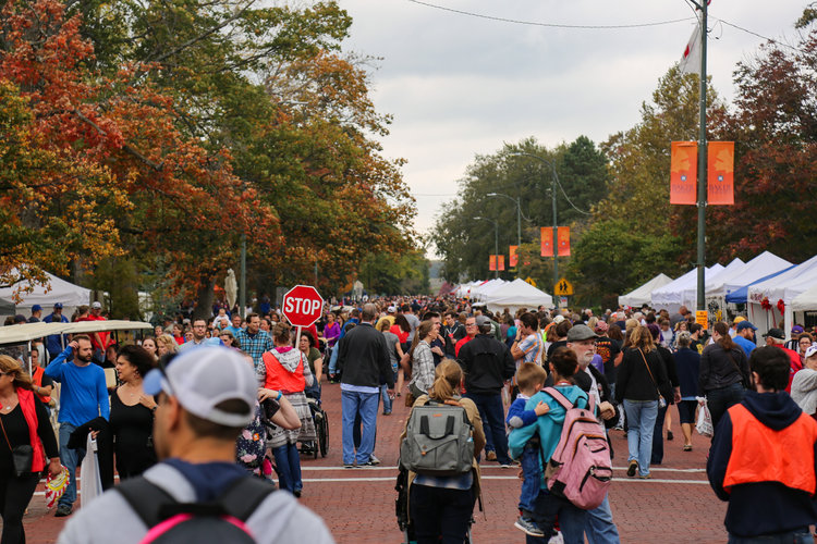 2021 Baldwin City Maple Leaf Festival