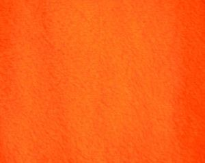 High-Vis Orange Fleece