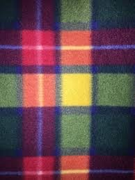 Buchanan Tartan Fleece