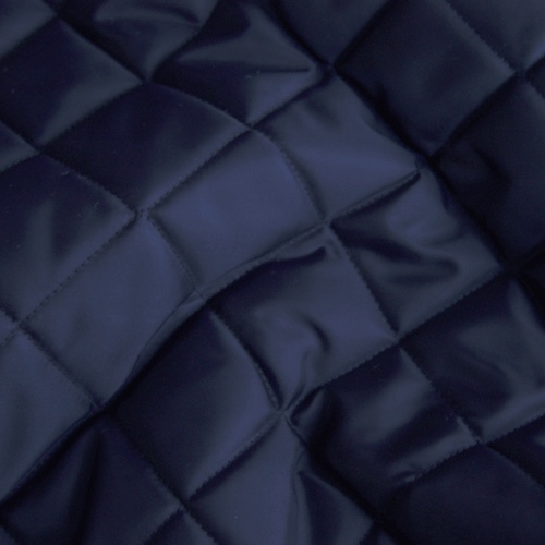 Black Quilted Waterproof