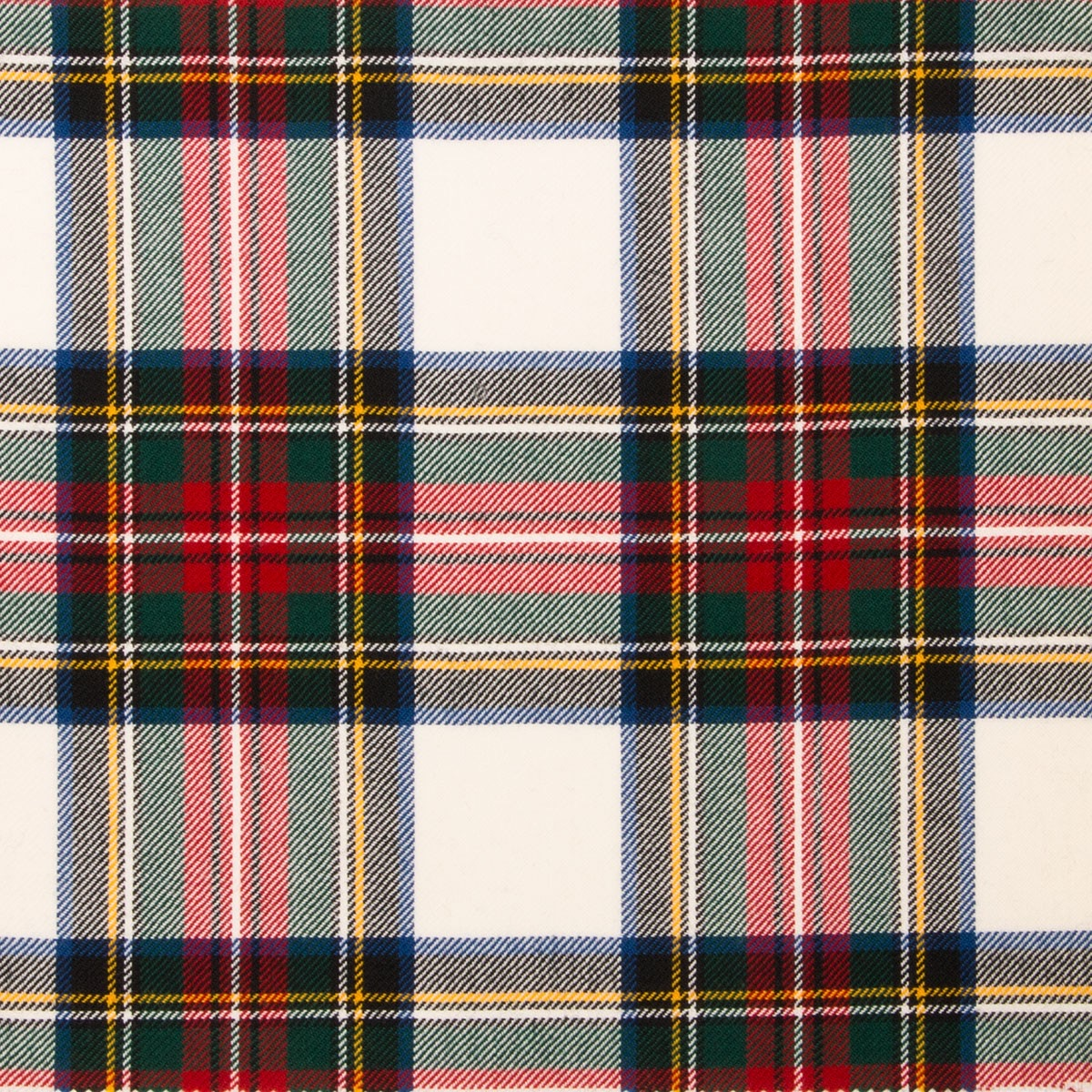 Dress Stewart Tartan Fabric