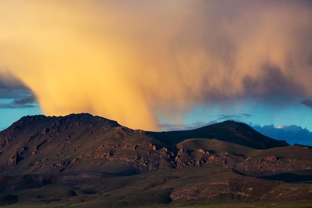 Ridge Line Storm