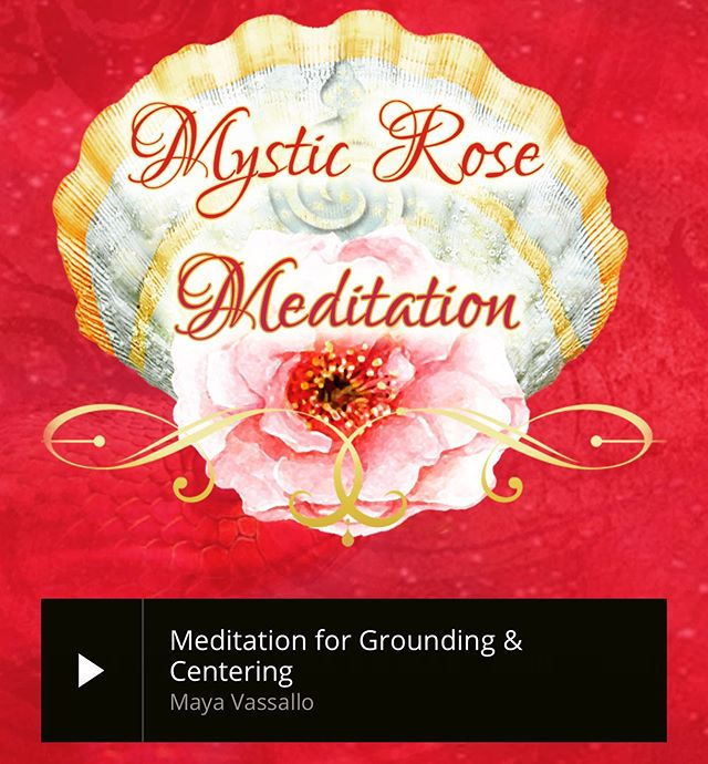 Each Day of our 8 Day Online Course comes with a special audio meditation recorded by Me, to specifically support and guide you into deepening with the Mystic Rose. 🌹 Learn More about this new course: www.aphroditemysterypath.com