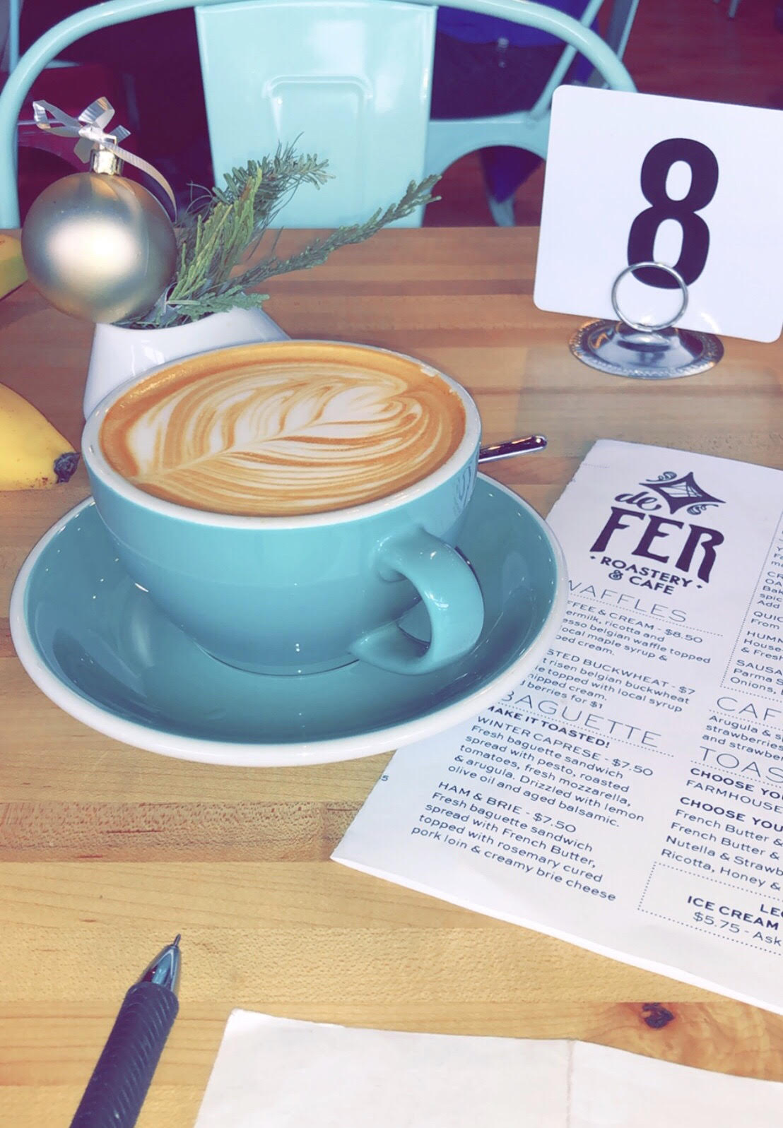 Coffee Shop de Fer Roastery & Café - Address 2002 Smallman St, Pittsburgh, PA 15222Established 2017