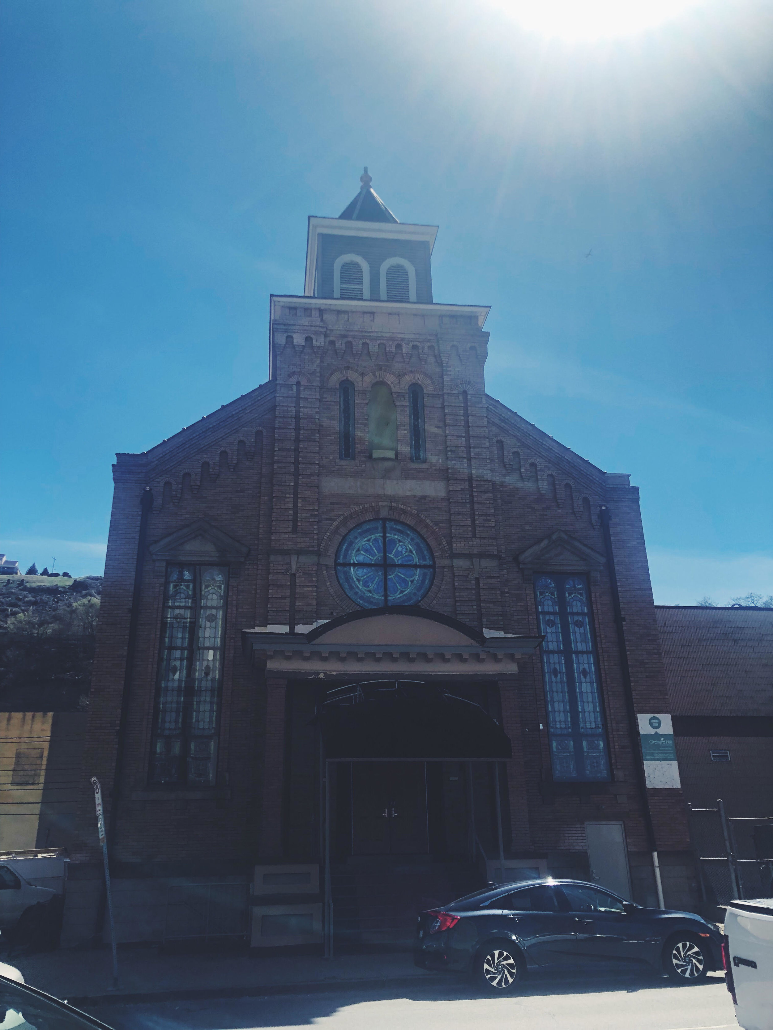 Orchard Hill Church in the Strip - Expected to open in Mid-May!