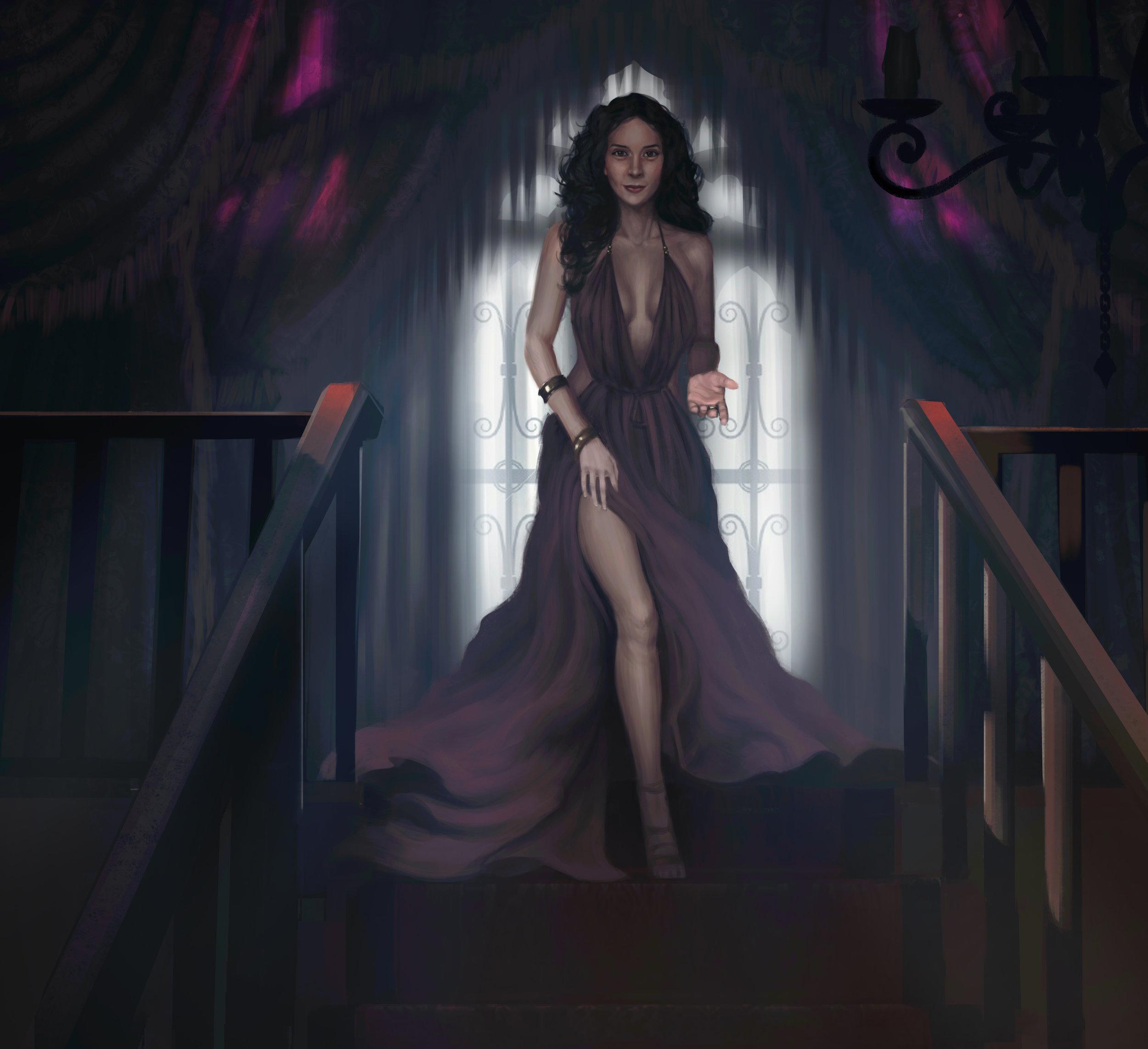 SHAE LANNISTER (Game Of Thrones TCG) - Fantasy Flight Games