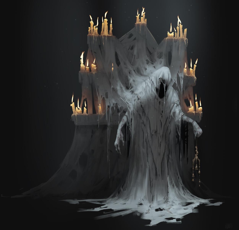 Forsaken Cleric